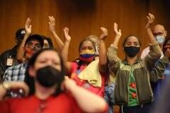 REGIÓN – Venezuela | Contundente triunfo del chavismo en las elecciones parlamentarias.