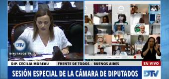 TV en VIVO |  La Cámara de Diputados debate la interrupción voluntaria del embarazo.