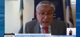 TV en VIVO | El Senado debate la nueva fórmula de cálculo de haberes jubilatorios