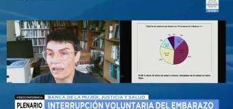 TV en VIVO |  Plenario del Senado para Interrupción Voluntaria del Embarazo (IVE)