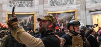 MUNDO – EE.UU. | El régimen de Estados Unidos militariza Washington DC con 15 mil soldados.