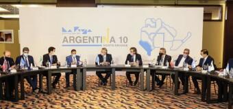 POLÍTICA – Argentina | Reunión del Presidente con los Gobernadores del norte.
