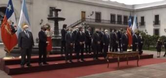 REGIÓN  | Visita oficial de Alberto Fernández a Chile.
