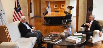 MUNDO | Se marchó Prado, el Embajador yanqui en Buenos Aires, cercano a Macri.