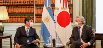 MUNDO | Argentina y Japón realizan acuerdos estratégicos para el desarrollo.
