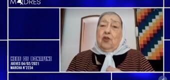 TV DIFERIDO – Madres | Las Madres de Plaza de Mayo insisten por el lawfare que sigue vigente aún en democracia.