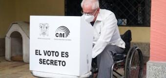REGIÓN – ECUADOR | Hay segunda vuelta en las elecciones presidenciales de Ecuador.