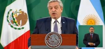 REGIÓN – México/Argentina | Discurso oficial del Presidente Fernández en su visita a México.