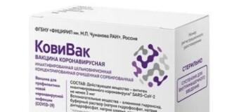 CORONAVIRUS – Mundo | Rusia lanza una tercera vacuna con otras propiedades.
