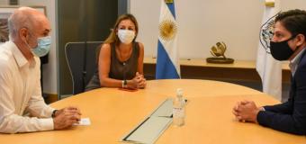 CORONAVIRUS –  Educación | El Ministro Trotta dijo que las escuelas son lugares seguros.