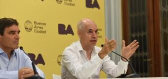 CORONAVIRUS – CABA | Larreta y Quirós repartieron las vacunas a empresas privadas.