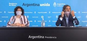 CORONAVIRUS – Argentina | El Gobierno toma medidas muy tibias ante la segunda ola de COVID.
