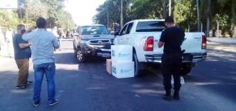 CORONAVIRUS – Corrientes | El Ministro de Salud de Corrientes chocó con 900 dosis de vacunas en estado irregular.