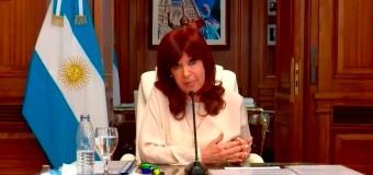LAFWARE – Régimen | Cristina Fernández declaró en la causa armada de dólar futuro y no pidió sobreseimiento. Reclamó que se aplique la Constitución.