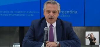 TV Diferido – MERCOSUR | Alberto Fernández le sugirió a Lacalle Pou que si el Mercosur es un peso o un lastre, cabe la posibilidad de bajarse.