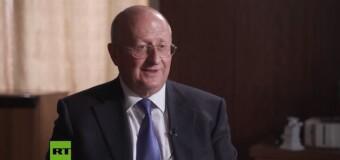CORONAVIRUS – Mundo | La televisión rusa entrevista al creador de la vacuna Sputnik V.