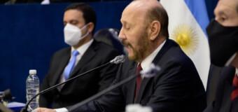 POLÍTICA – Argentina   Gildo Insfrán inauguró el período ordinario de Sesiones.