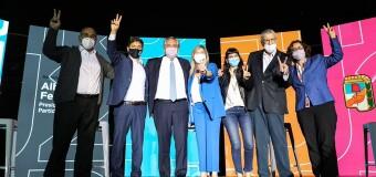POLÍTICA – Peronismo | Alberto Fernández asumió la conducción nacional del Partido Jusiticialista.
