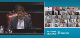 POLÍTICA – Buenos Aires | Axel Kicillof inauguró el 149º período de Sesiones Ordinarias en la Provincia de Buenos Aires.
