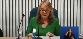POLÍTICA – Santa Cruz | Alicia Kirchner mencionó el tema del agua en Caleta Olivia.