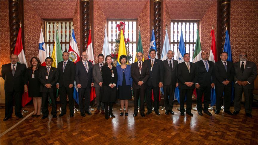 El Grupo de Lima apadrinó al terrorista Juan Guaidó a instancias del régimen de Estados Unidos.