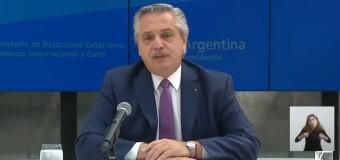 TV Diferido – MERCOSUR | Alberto Fernández pidio observar la democracia, el medio ambiente y el respeto al género.