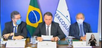 TV Diferido – MERCOSUR | Bolsonaro solo habló de abrir las puertas a los capitales extranjeros.