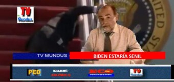 TV MUNDUS – Noticias 330 |  Joe Biden estaría senil