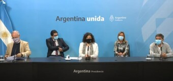 CORONAVIRUS – Argentina | TV en DIFERIDO. Conferencia de prensa de Ministros de Salud.