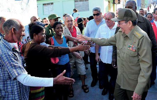 Raúl Castro es el último líder histórico de la Revolución en Cuba.