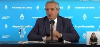 TV Diferido |  Conferencia del Presidente Fernández tras la entrevista con Rodríguez Larreta