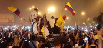 REGIÓN – Colombia | El régimen de Colombia sigue matando gente en las manifestaciones.