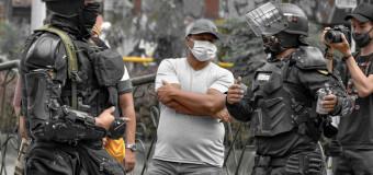 REGIÓN – Colombia | El dictador Iván Duque instrumenta la mayor represión militar en Cali y Medellín.