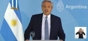 TV en VIVO |  URGENTE  | El Presidente Fernández anuncia las nuevas medidas ante el avance del COVID-19.