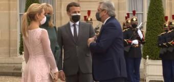 MUNDO – Argentina | El Presidente Alberto Fernández visitó Francia e Italia.