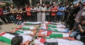 MUNDO – Palestina | Las Naciones Unidas piden a las naciones ayuda humanitaria para los palestinos agredidos por los judíos.
