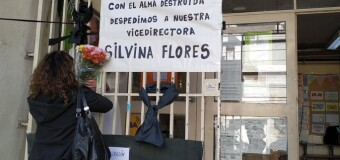 CORONAVIRUS – CABA | Larreta celebra la muerte innecesaria de otra docente. Era Vicedirectora en un colegio de Flores.