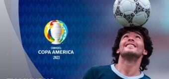 TV MUNDUS – Deporvida 391 |   Argentina empató con Chile en su debut en la Copa América