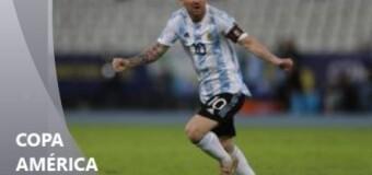 TV MUNDUS – Deporvida 392 |  Argentina venció a Uruguay por la Copa América