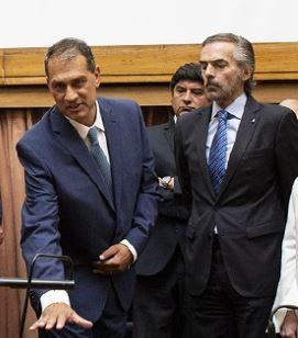 El Juez Carbajo fue puesto por Macri y trabaja para Clarín.
