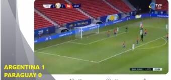 TV MUNDUS – Deporvida 393 |  Argentina le ganó a Paraguay 1 a 0