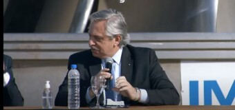 TV DIFERIDO |   El Presidente Fernández anuncia la capitalización de la empresa IMPSA