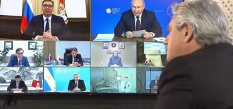 TV Diferido | CORONAVIRUS – Mundo | Fernández y Putin anunciaron el comienzo de la fabricación de la vacuna Sputnik V en Argentina.