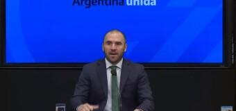ECONOMÍA – Deuda Externa | El Ministro Guzmán explica el estado de las negociaciones por la deuda externa creada por el macrismo.