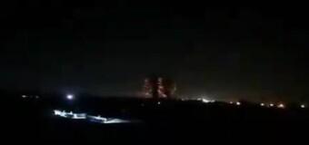 PALESTINA | Aviones judíos vuelven a bombardear Palestina.