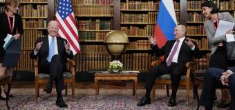 MUNDO – Rusia/EE.UU. | Tensa Cumbre entre Putin y Biden en Suiza.