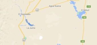 ARGENTINA – Provincias | Mendoza se roba el río Atuel.