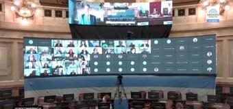 TV en Directo |  El Senado debate el impuesto a las Ganancias a las Empresas