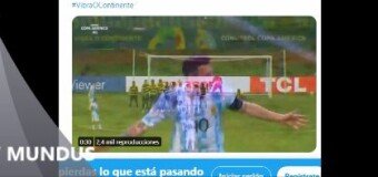 TV MUNDUS – Deporvida 395 |   Argentina venció a Ecuador y pasó a semifinales en Copa América.