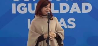POLÍTICA – Argentina | Cristina Fernández dijo que después de la pandemia los ricos serán más ricos y los pobres más pobres.